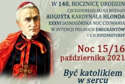 Czuwanie w intencji polskich emigrantów