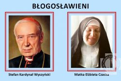 Msza Dziękczynna za beatyfikacje kard. Stefana Wyszyńskiego i matki Elżbiety Czackiej